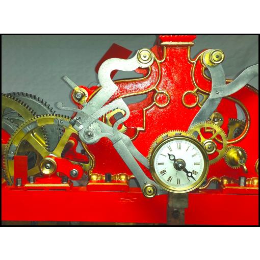 Asisten Clock